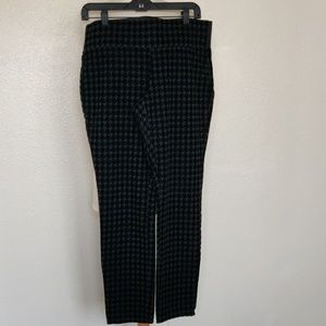 Hounds tooth skinny pants